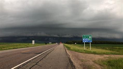tornado  rapid city man  winds   kmh