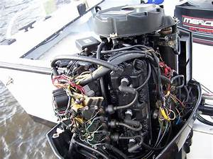 1991 200hp Mercury Outboard - Completely Rebuilt