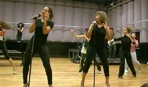 Beyoncé Knowles worked with her idol, Tina Turner. | See ...