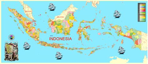 map  indonesia printable bing