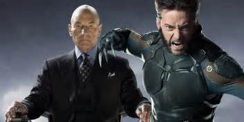 Patrick Stewart Playing A    Very Different    Professor X  Patrick Stewart Professor X