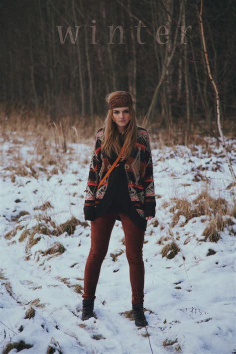 Basistka boho fashion hair hippie - image #458005 on Favim.com