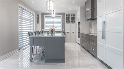 colors for kitchen cabinets transitional kitchen montreal south shore ateliers jacob 5577