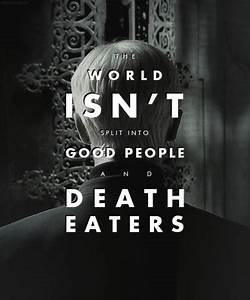 Harry Potter Qu... World Eater Quotes