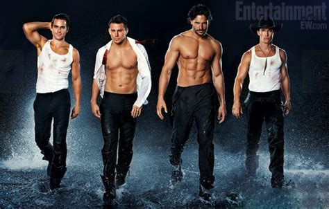 onelife  posters magic mike