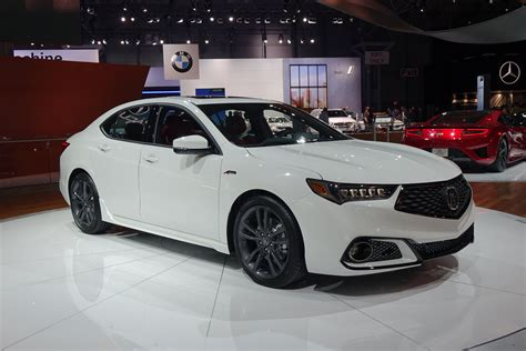 acura tlx preview
