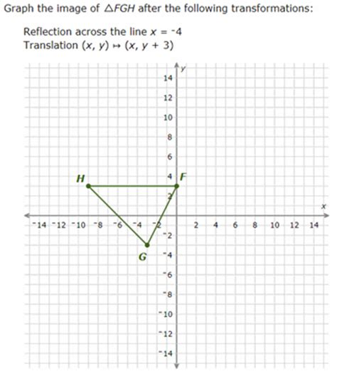 geometry transformation composition worksheet answer key ixl compositions of congruence