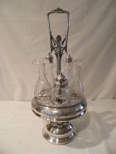 antique barware 17 best images about antique cruet set on