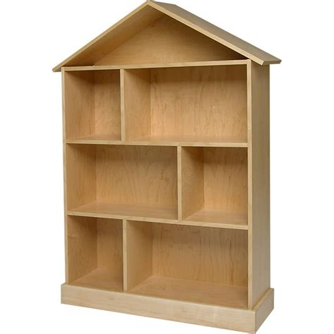 Dolls House Bookcase by Dollhouse Bookcase