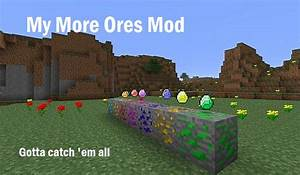 John 2 0 Minecraft : my more ores mod v 2 0 minecraft mod ~ Medecine-chirurgie-esthetiques.com Avis de Voitures