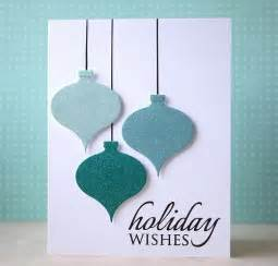ornament cards special day celebrations