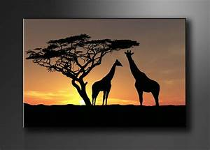 Leinwandbilder Xxl Einteilig : afrika wildnis tiere ~ Eleganceandgraceweddings.com Haus und Dekorationen