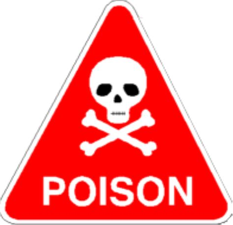 poison picture property protection d d security products