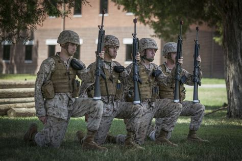 dvids images marine corps officer candidates practice