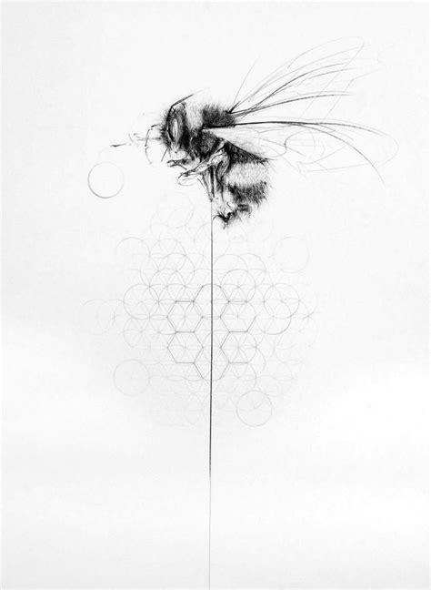 #coolgeometrictattos | Bumble bee tattoo, Honey bee tattoo, Bee tattoo