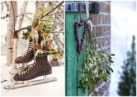 Winterdeko Für Den Garten by Wundersch 246 Ne Winter Dekoration F 252 R Den Garten