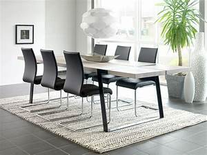 Tisch Eiche Weiß : esstisch eiche wei ge lt tisch eiche massiv wei tischbeine metall schwarz ma e 240 x 100 cm ~ Indierocktalk.com Haus und Dekorationen
