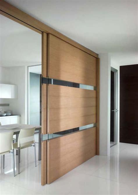 separation de bureau en verre cloison coulissante en verre ou bois pour la maison moderne