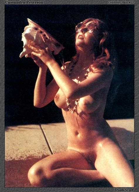 Naked Cassandra Peterson Added By Jyvvincent