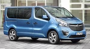 Opel 9 Places : carscoops opel vivaro posts ~ Gottalentnigeria.com Avis de Voitures