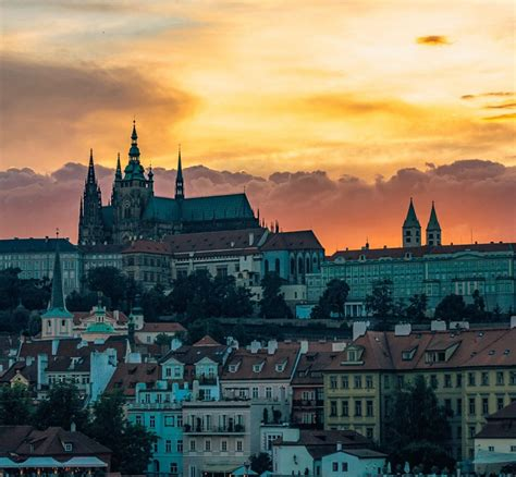 12 Of The Coolest Castles In The Czech Republic Just A Pack