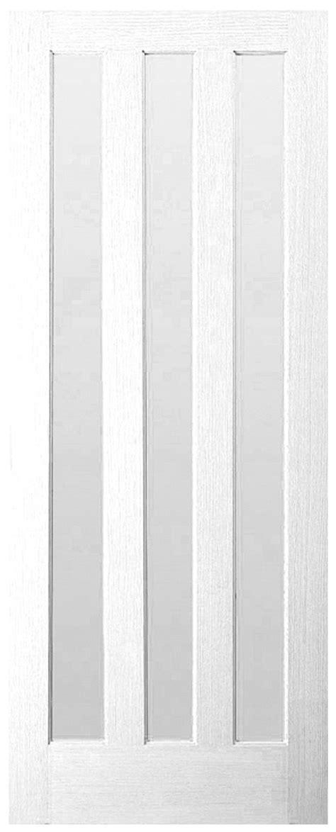 vertical  panel primed smooth glazed internal standard