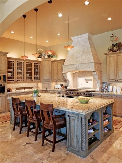 Mediterranean Kitchen  For The Home Pinterest