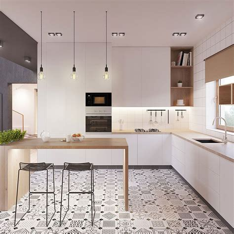 idee de deco pour cuisine déco scandinave 50 idées pour décorer votre cuisine au