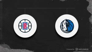 Dallas mavericks los angeles clippers live score (and video online live stream*) starts on 18 mar here on sofascore livescore you can find all dallas mavericks vs los angeles clippers previous. Los Angeles Clippers vs. Dallas Mavericks August 25, 2020 Betting Preview: Predictions, Computer ...