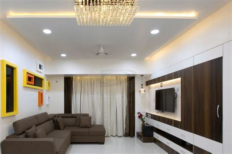 home interior designer in pune 2bhk flat interior in nerul navi mumbai modern dining
