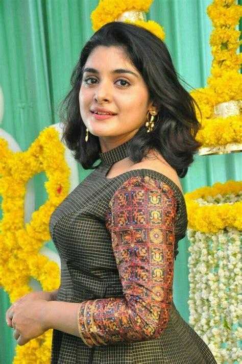 niveda thomas hot niveditha thomas new designer dresses indian designer wear blouse designs