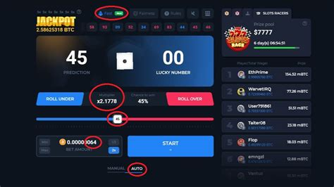 There are a many tips and tricks you can use to increase the. My Best Strategy For Bet Fury Dice Game - Generate BFG ...