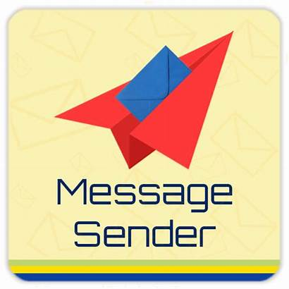 Sender Message App Sms Bulk Android Icon