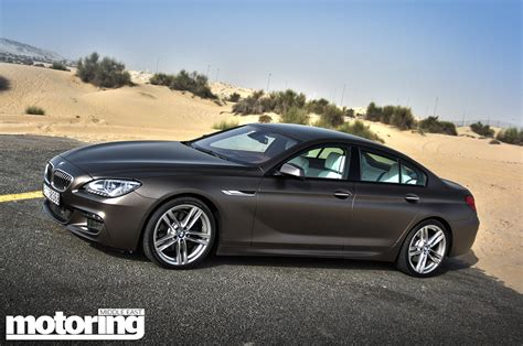 640i Gran Coupe Review by 2012 Bmw 640i Gran Coupe Review Motoring Middle East