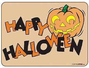 8 Best Images of Happy Halloween Printable Signs - Free ...