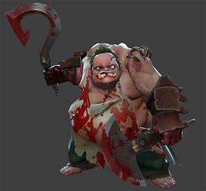 DotA 2 Hero Guide Pudge The Butcher Gazette Review