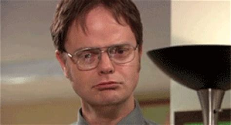 Dwight Schrute Gif  Find & Share On Giphy