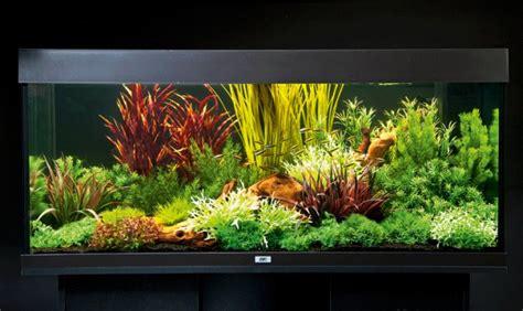 set   aquarium  plastic plants practical