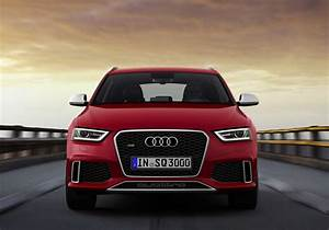 Audi Q3 Versions : 2014 audi rs q3 production version revealed performancedrive ~ Gottalentnigeria.com Avis de Voitures
