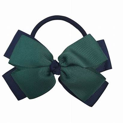Scrunchies Bottle Navy Headbands Hairties Bows Clips