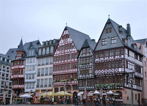Old Town Frankfurt Frankfurt Germany