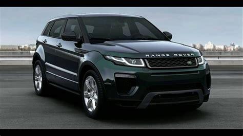 Land Rover Car : 2018 Land Rover Range Rover Evoque