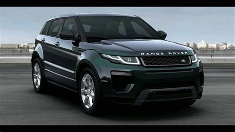 2018 Land Rover Range Rover Evoque  Auto Car Update