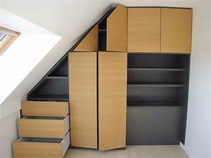 optimiser et choisir son amenagement en sous pente With meuble pour separation de piece 4 comment choisir son meuble tv