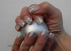 Deco Ongle Noel : decoration ongle en gel pour noel ~ Melissatoandfro.com Idées de Décoration