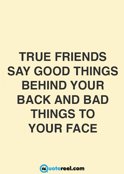 True Friend Quotes 21 Quotes About Friendship Text Image Quotes Quotereel