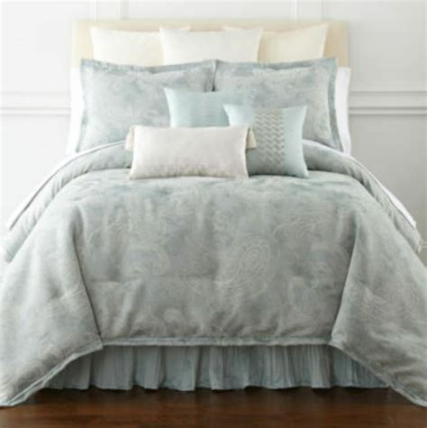 royal velvet 4 pc size comforter blue ebay
