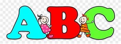 Abc Clip Clipart Preschool Alphabet Transparent Lunch