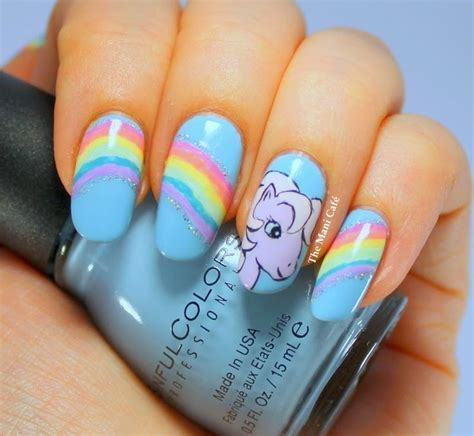 My Little Pony Nails Pictures, Photos, and Images for