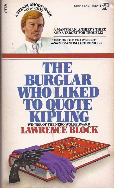 The Burglar In The Closet by Munroe Books Bill Wenzel